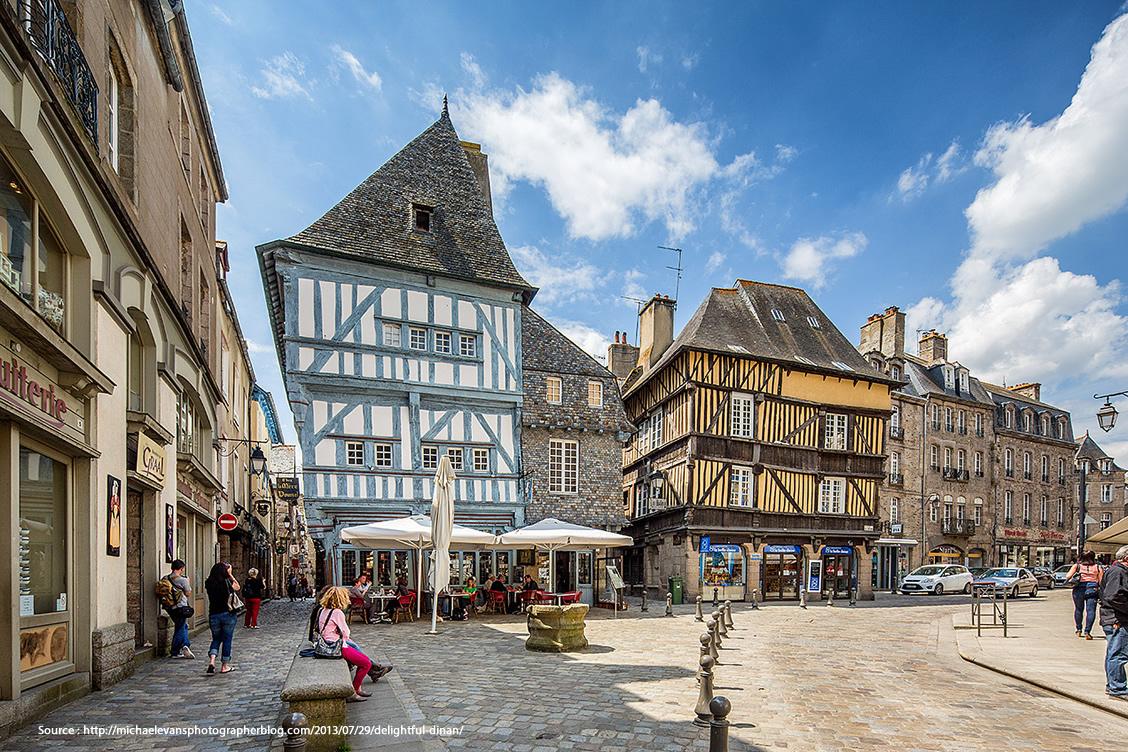 Centre Ville De St Malo
